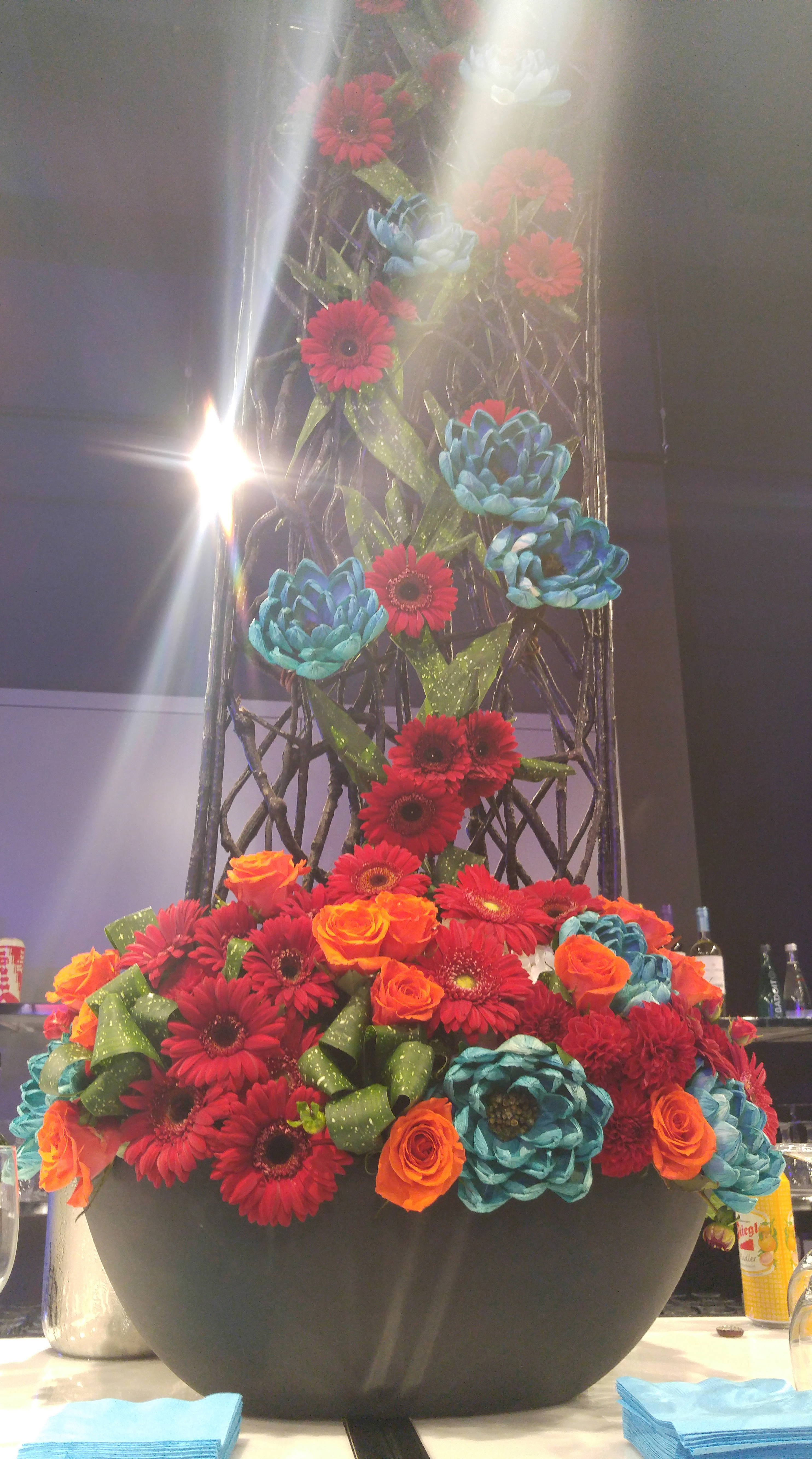 Opening night flowers by nicholas smith special events are to be remembered milestones in our lives celebrations and corporate functions our floral productions are carried out with memorable izmirmasajfo Images