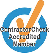 ContractorCheck Accredited Member